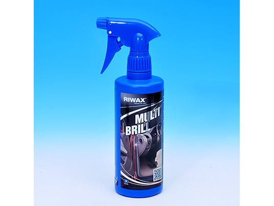 Multi Brill di RIWAX Ravvivante per superfici in plastica e gomma dell'auto e vinile