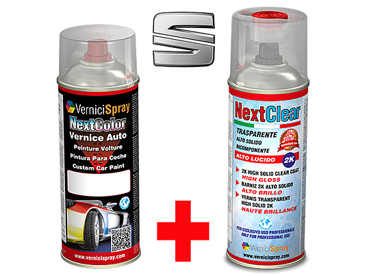 The best colour match Car Touch Up Kit SEAT LEON