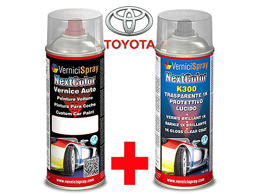 Automotive Touch Up Kit Spray TOYOTA YARIS