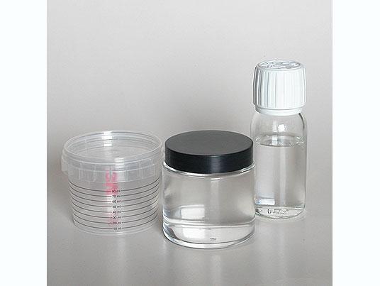Vernis transparent bicomposants de protection high solid brillant ou mat avec durcisseur