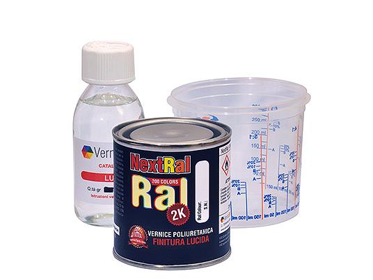 Boîte Peinture polyuréthane Bi-Composants