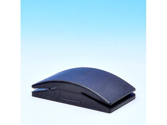 Tampone per carta abrasiva in gomma per carteggiatura manuale