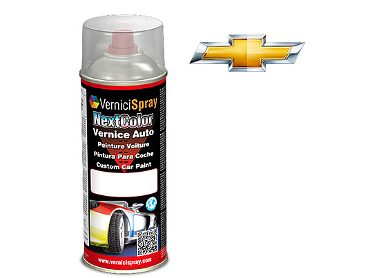 Vernice Spray Auto CHEVROLET SPARK